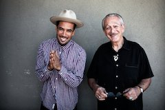 Ben Harper And Charlie Musselwhite Explore The Soul On I'm In I'm Out And I'm Gone: The Making Of Get Up!