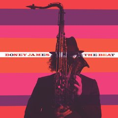 New Release Date For Chart Topping Saxophonist Boney James' Upcoming Album The Beat Is April 9, 2013