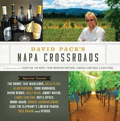 Grammy-Award Winning Artist/Producer David Pack Leads A Host Of Friends From Napa Valley Wineries In New Project Titled Napa Crossroads