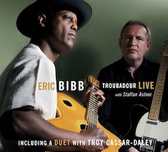 New Live Recording From Eric Bibb Spotlights The Enduring Power Of A Travelling Storyteller
