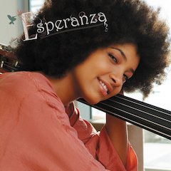 Heads Up Introduces Esperanza Spalding, A Brilliant New Talent On The Jazz Horizon [20 May 2008]