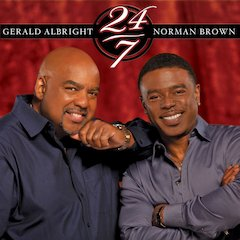Contemporary Jazz Greats Gerald Albright And Norman Brown Join Forces On New Concord Album
