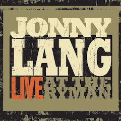 Jonny Lang Takes Center Stage On First Ever Live Album