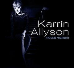 GRAMMY-Nominated Vocalist Karrin Allyson Returns With 'Round Midnight On May 3rd