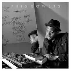 Pianist Kris Bowers Celebrates The Power Of His Generation On Debut Recording, Heroes + Misfits
