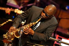 Sax Legend Maceo Parker Joins WDR Big Band In Heads Up Debut [12 Feb 2008]