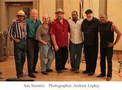 Joe Lovano, Dave Liebman And Ravi Coltrane Reconvene At The Saxophone Summit
