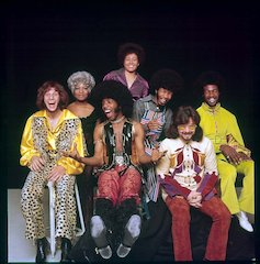 Sly & the Family Stone Honored As Legacy Recordings' Artist of the Month for March 2013