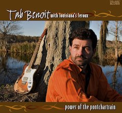 Tab Benoit Unleashes The Power Of The Pontchartrain On June 26 Telarc Release