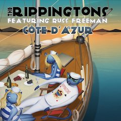 Take A Trip To The Cote D'azur With Russ Freeman And The Rippingtons On Peak Records February 1, 2011