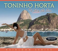 Brazilian Guitarist-Vocalist Toninho Horta In Lush Orchestral Setting on To Jobim With Love