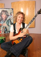MCG Jazz to Release New CD by Guitarist Sheryl Bailey with Three Rivers Jazz Orchestra Feb. 2