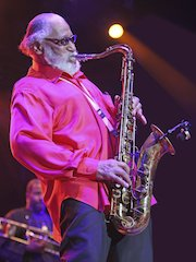 Jazz Legend Sonny Rollins Designates Major Gift to Oberlin