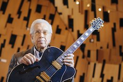 Jazz Supporters Help Endow UCLA Faculty Chair Honoring Guitar Great Kenny Burrell
