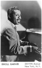 Papers of Jazz Pianist Erroll Garner Donated to Pitt