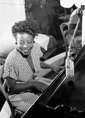 Mary Lou Williams and her manager Father Peter O'Brien discuss Williams' career