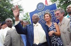 Mississippi Blues Commission Designates B.B. King Secretary of State of the Blues