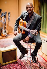 Guitarist Bobby Broom Joins Faculty at Northern Illinois University School of Music