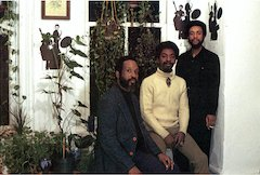Henry Threadgill, Fred Hopkins, and Steve McCall discuss their trio jazz group, Air