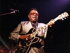 Kansas State University's K-State Libraries Now Home to the Personal Collection of Blues Legend Jimmy Rogers