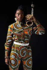 Saxophonist Lakecia Benjamin Quickens The Pulse, with Talk of 'Pursuance: The Coltranes'