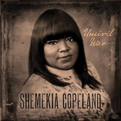 2020 Living Blues Female Artist Of The Year Shemekia Copeland Releases Uncivil War on October 23