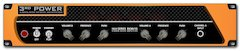 3RD Power Unleashes SV3015 Rack-Mount Tube Amp