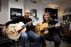 Dream Team: Bernie Williams, A Yankee Legend And D'Angelico, A Legendary NY Guitar Company