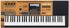Casio Unveils Latest XW-P1 Performance Synthesizer In Legends Collection At South by Southwest 2013