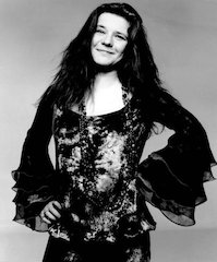 Legacy Recordings Commemorates Janis Joplin's 70th Birthday Honoring Iconic Singer As Label's First Artist Of The Month In January 2013