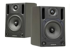 Transaudio Group Introduces Sonodyne SM 50Ak And SM 100Ak Nearfield Monitors