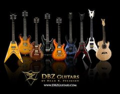 DBZ Guitars Takes Flight In Grounded Economy