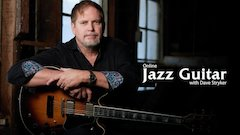 Renowned Jazz Guitarist Dave Stryker Joins ArtistWorks' Extensive List of Online Teaching Artists