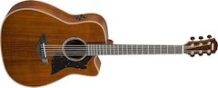 Yamaha Expands A Series Line with Limited Edition All-Solid Koa Wood Acoustic-Electric Guitars