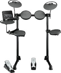 Yamaha Rolls Out New DTX400 Series Electronic Drum Sets