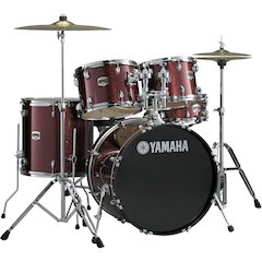 Yamaha Rolls Out Gigmaker Drum Kits