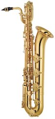 Yamaha Second Generation Professional Baritone Saxophone YBS-62II Expands Upon Popular Line