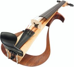 Yamaha Electric Violins Bring Players an Inspired Design, All From Natural Wood Materials